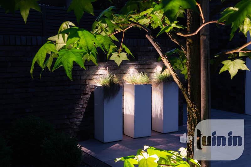 Foto opgeleverde Tuin door De Tuin In
